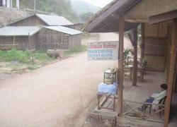 Santisouk Guesthouse Pakbeng - dream vacation