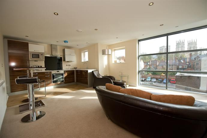 Clearly Apartments Bootham York - dream vacation