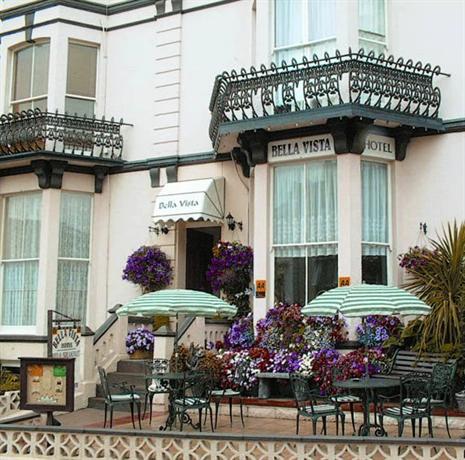 Bella Vista Hotel Weston-Super-Mare - dream vacation