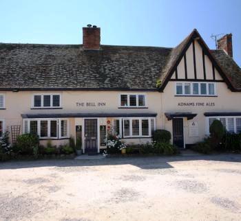 Bell Inn Walberswick - dream vacation