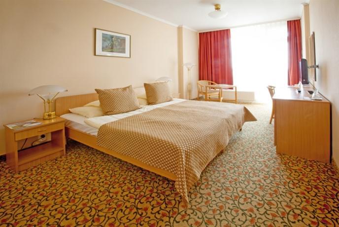 Aranyhomok Business City-Wellness-Hotel - dream vacation