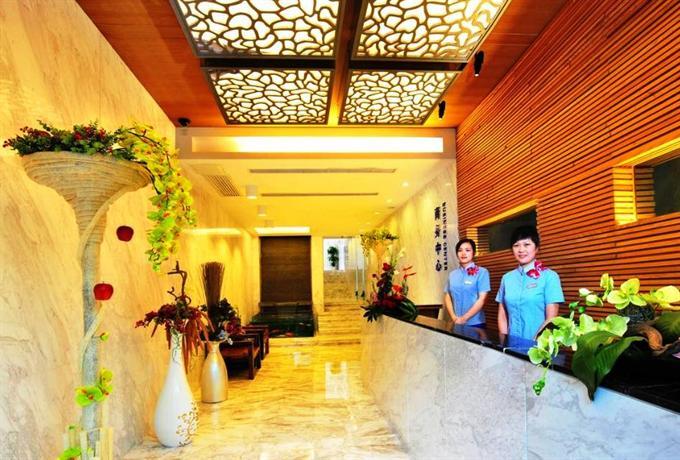 Huayu Runzhu Hotel - dream vacation