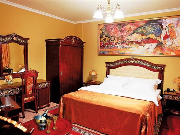 Dinasty Hotel Rezidence - dream vacation