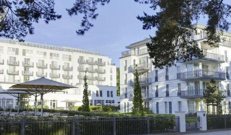 Steigenberger Grandhotel Heringsdorf - dream vacation
