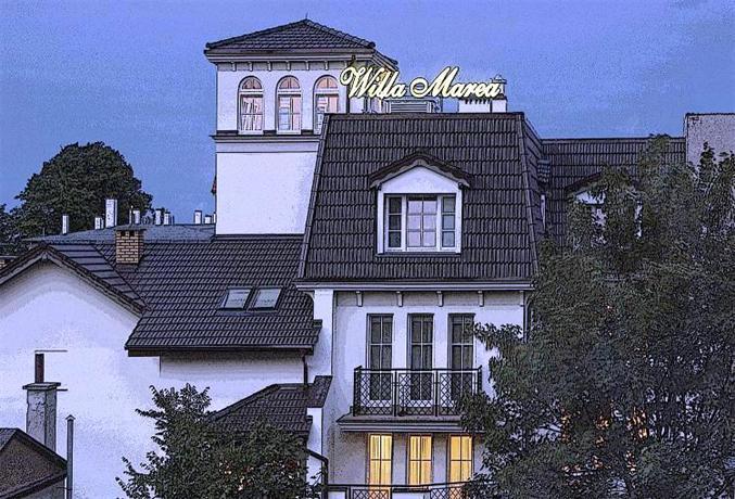 Hotel Willa Marea - dream vacation