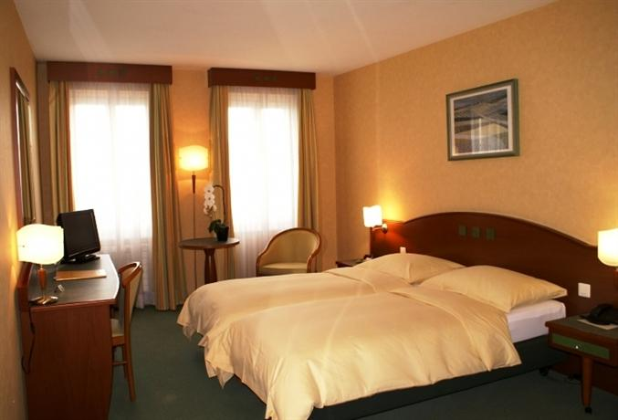 Hotel du Port Lausanne - dream vacation