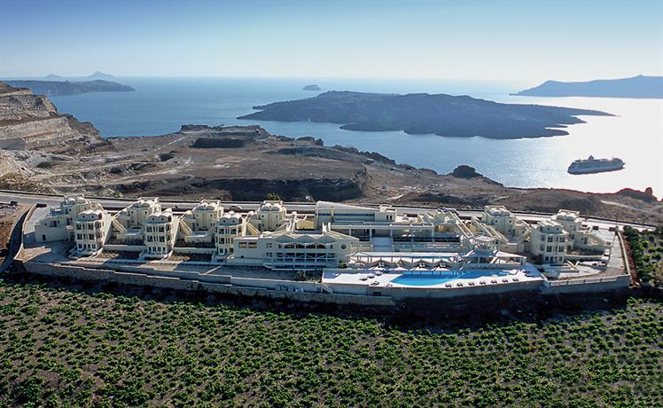 The Majestic Hotel Fira - dream vacation
