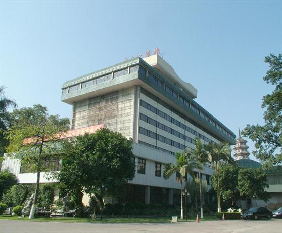 Guangdong Yingbin Hotel Guest House - dream vacation