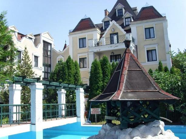 Schloss Ramona Hotel Siofok - dream vacation