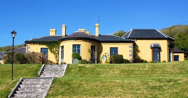 Ballinalacken Castle Hotel Doolin - dream vacation