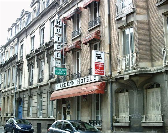 Ardenn Hotel Reims - dream vacation