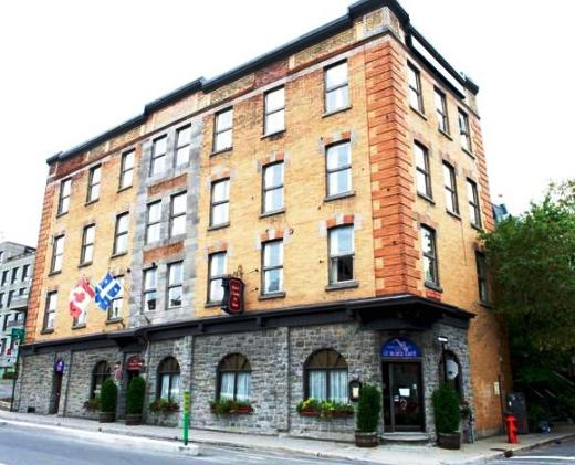 Hotel Champ-De-Mars Montreal - dream vacation