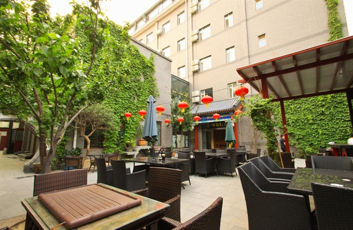 Beijing Traditional View Hotel - dream vacation