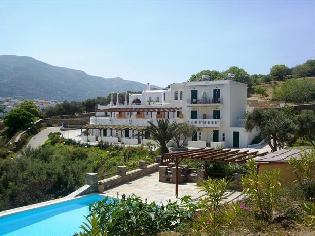 Vassiliki Studios Andros - dream vacation