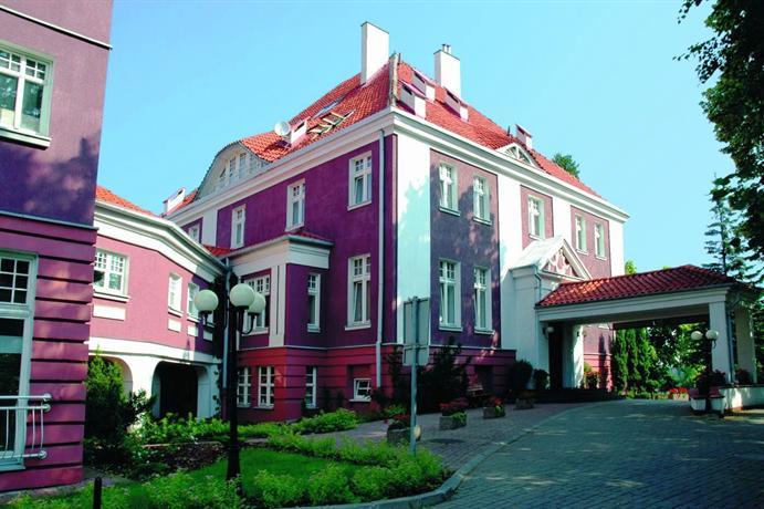 Hotel Villa Pallas - dream vacation