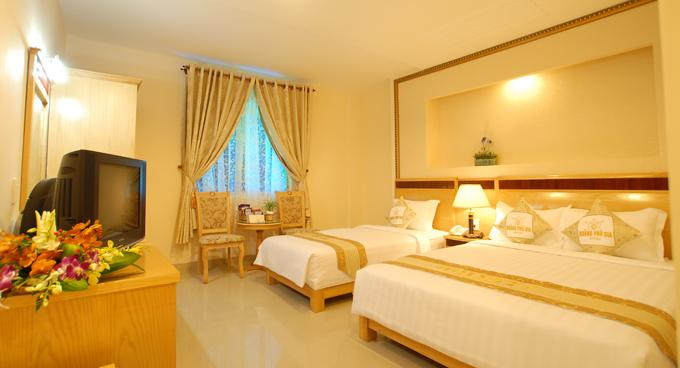 Hoang Phu Gia Hotel - Ho Chi Minh Ville -