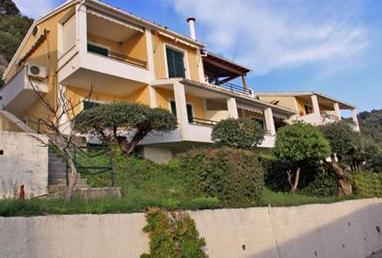 Corfu Glyfada Beach Menigos Resort - dream vacation