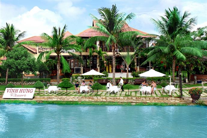 Vinh Hung Heritage Hotel - dream vacation
