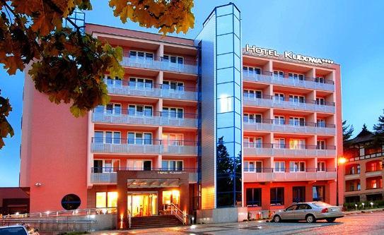 Hotel Kudowa - dream vacation