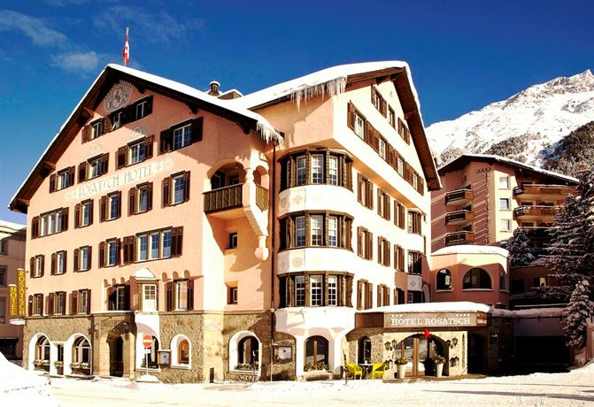 Hotel Rosatsch - dream vacation