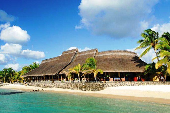 Paradis Beachcomber - dream vacation