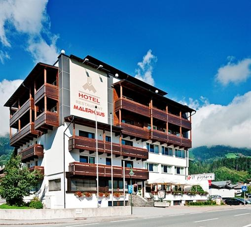Malerhaus Hotel Fugen - dream vacation