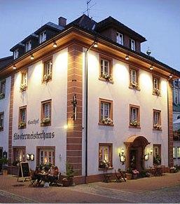 Hotel Klostermeisterhaus St Blasien - St. Blasien -