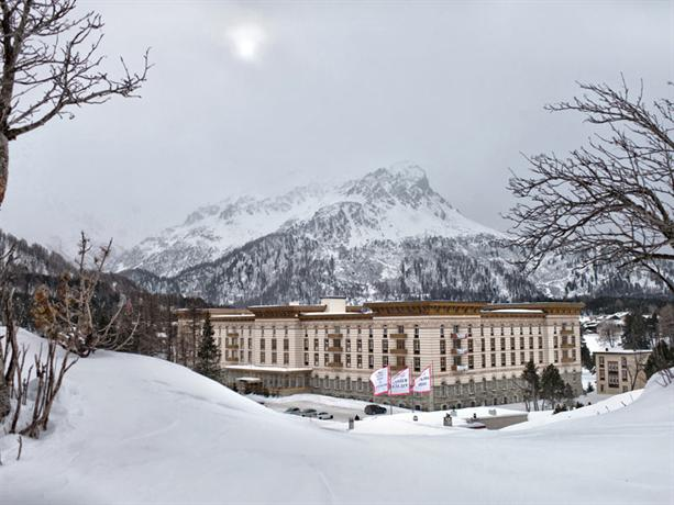 Maloja Palace Suites - dream vacation