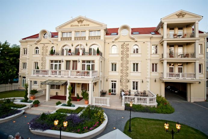Hotel Aurum Hajduszoboszlo - dream vacation