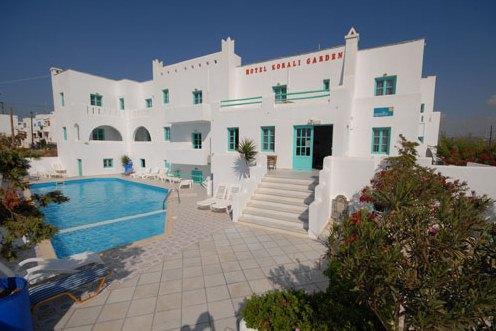 Korali Garden Hotel - Naxos -