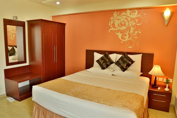 Crystal Suites Muscat - dream vacation