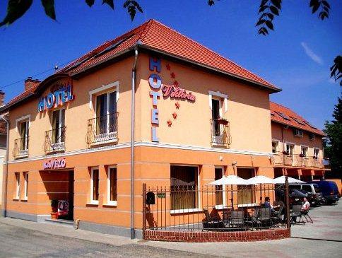Hotel Viktoria Sarvar - dream vacation