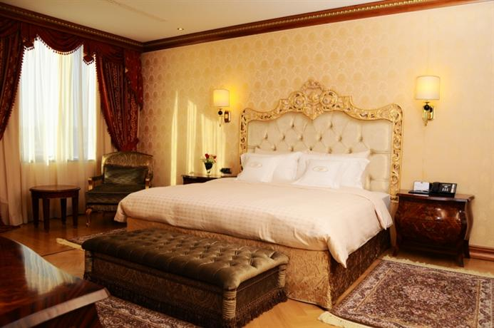 Swiss Diamond Hotel Prishtina - dream vacation