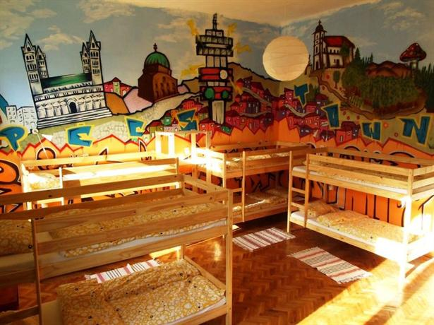 Nap Hostel Pecs - dream vacation