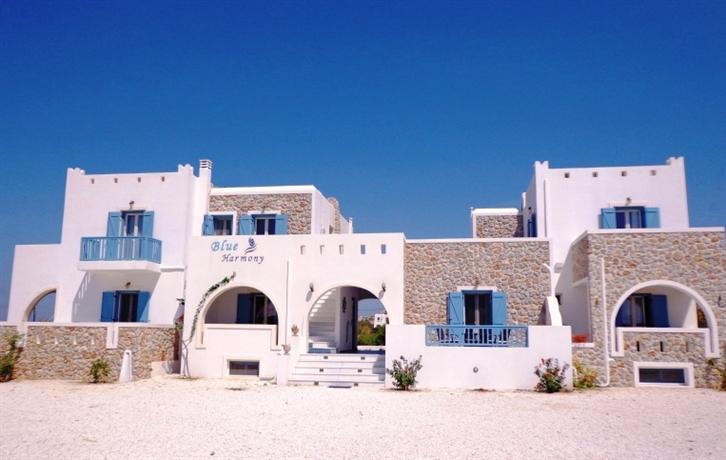 Blue Harmony Apartments - dream vacation