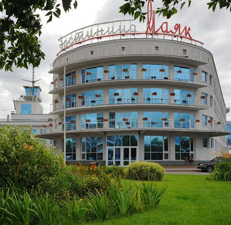Гостиница «Маяк» - корпус «Омь»