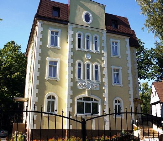 Гостиница Георгенсвальде