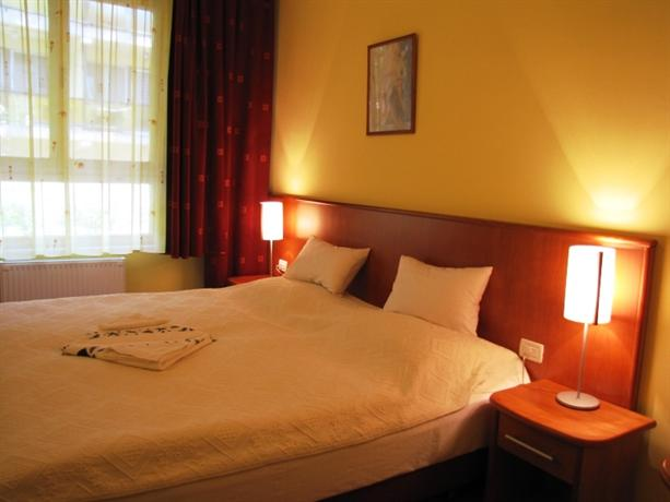 Balatontourist Part Hotel - dream vacation