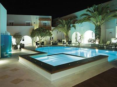 Nissaki Beach Hotel Naxos - Naxos -