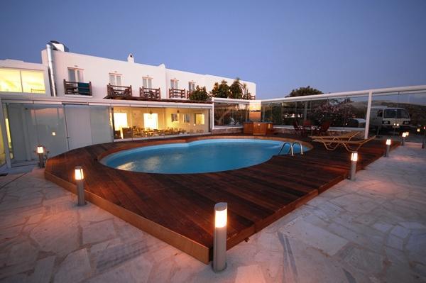 Thomas Hotel Mykonos - dream vacation