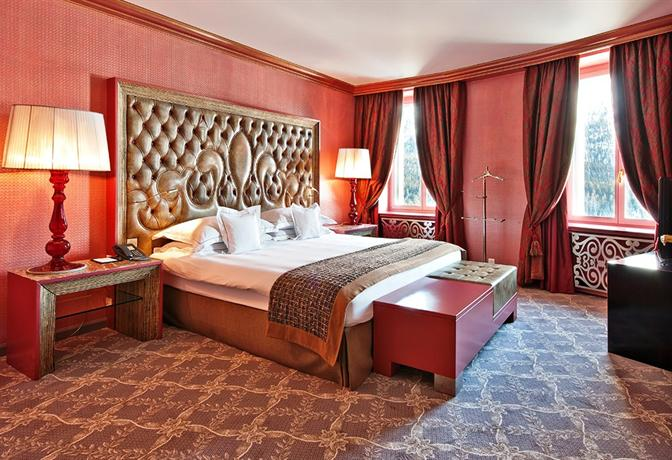 Carlton Hotel St Moritz - dream vacation