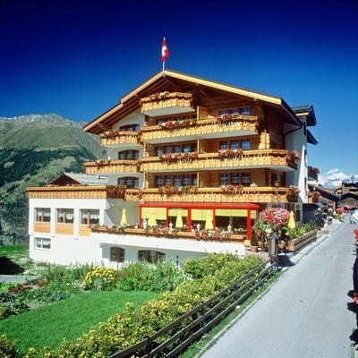 Aparthotel Des Alpes Grachen - dream vacation