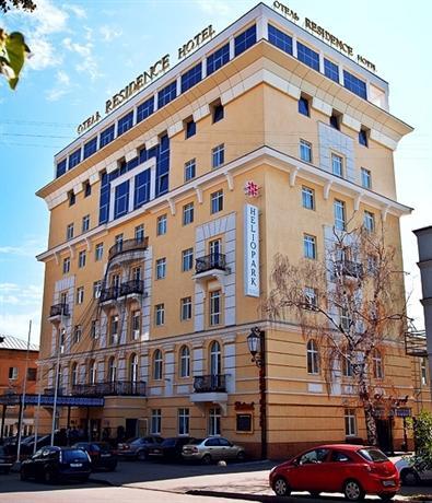 Бизнес-отель HELIOPARK Residence