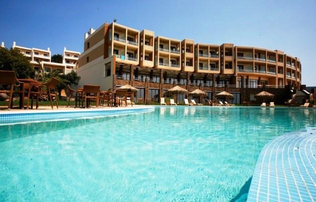 Evia Hotel & Suites - dream vacation