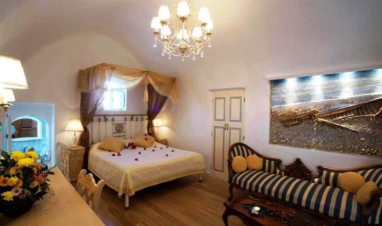 Oia Castle Hotel - dream vacation