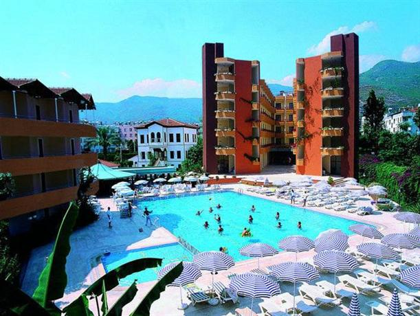 Panorama hotel alanya compare deals for Hotel panorama hotel