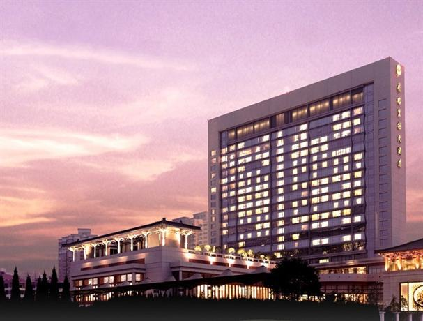 Shangri-La Hotel Xi\'an - dream vacation