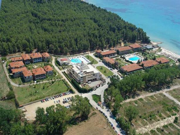 Simantro Beach Hotel Halkidiki - Swimming pool