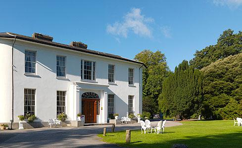 Springfort Hall Country House Hotel Mallow - dream vacation