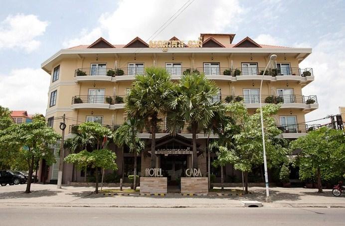 Hotel Cara - Phnom Penh -